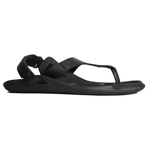 Vivobarefoot Mens Sandals Total Eclipse II Lux Hook-And-Loop Leather