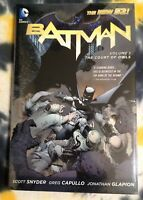 BATMAN Vol 1 Court of Owls (HC) - DC Comics - New 52 Graphic Novel / New
