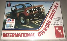 AMT International Scout II 1/25 scale model car truck kit new 1102 IN STOCK