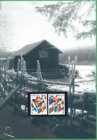 Norvège N°1104/05** (MNH) 1994 - J.O de Lillehammer