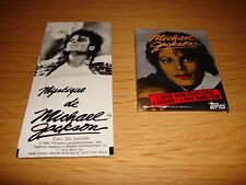Michael Jackson Mystique De Perfume Sample Official 1989 Triumph International