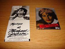 Michael Jackson Mystique De Perfume Sample Official 1989 Triumph International
