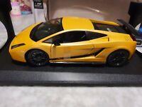 Maisto 1/18 Scale - 2007 Lamborghini Gallardo Superleggera - Special Edition