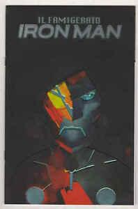INVINCIBILE IRON MAN n°1 - variant FX di Alex Maleev - La nuovissima Marvel