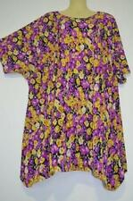 Unbranded Polyester Tunic Plus Size Tops & Blouses for Women