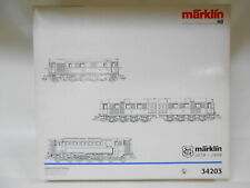 Märklin 34203, set of 3 locomotive 140 anniversary 1859-1999