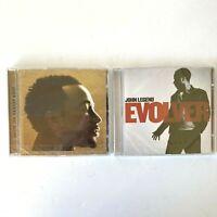 John Legend Get Lifted (2004) & Evolver (2008) CD Albums *New & Sealed*