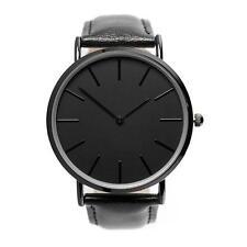 Walt Black & Black - Matte Black Online Watches - Casual Minimalist Watch