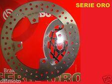 Kawasaki 1400 ZZR / ABS 2009 2010 2011 disco freno posteriore Brembo Serie Oro