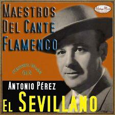 EL SEVILLANO CD Flamenco World #18/22 Spain Guitar Baile Cante Jondo olé