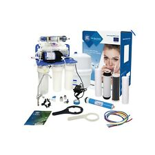7 Stage Reverse Osmosis Water•Filtration System with Pump•Aquafilter RP75139715