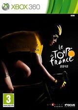 XBOX 360 Le Tour De France 2012 - NEW SEALED