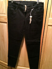 ANN TAYLOR WOMEN'S DARK BLUE JEANS SIZE 10 NEW WITH TAGS
