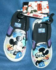 Boys Toddler Child Sneakers Disney Mickey Mouse High Tops Size 10 11 or 12