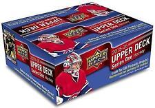 2015/16 Upper Deck Series 1 Hockey 24 Pack Box McDavid RC?
