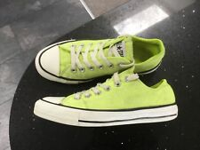 Détails sur Femmes Converse Chaussures De Sport A La Mode Couleur Vert Utility GreenNatural