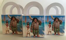 DISNEY MOANA BEACH BIRTHDAY Party Favor LOOT Treat 10 BOXES/ BAGS