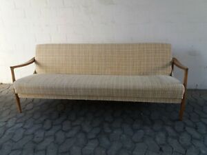 Daybed Sofa 50er 60er Couch Mid Century