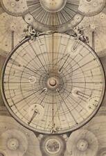 Celestial Map of the Universe : Thomas Wright : Circa 1742 : Art Print