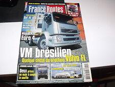 *** France Routes n°286 Daf XF 105 / Lisbonne Dakar 2006 / Passion Viking