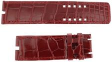 Genuine Roger Dubuis Red STRAP 23mm X 22mm code PXJ