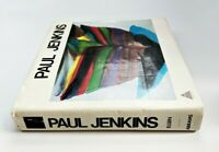 Paul Jenkins by Albert Elsen, First Edition Hardcover Abrams 1973