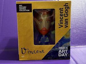 Vincent van  Gogh Today Is Art Day