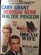 DREAM WIFE DVD Cary Grant Deborah Kerr Walter Pigeon