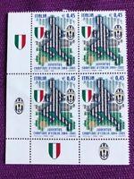 ITALIA 2005 QUARTINA JUVENTUS CAMPIONE D'ITALIA 2004-2005   NUOVI