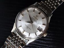 1967 Omega Constellation PIE PAN +Ω BEADS (168005) SERVICED vintage watch