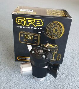 GENUINE GFB Respons TMS 33mm Dual Port Blow Off Valve Turbo Bypass Diverter BOV