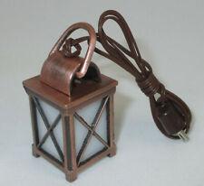 Kahlert - Lantern for Nativity Scenes 35mm Burnished Brass 3,5 Volt New/Boxed