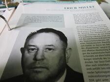 Deutsche Geschichte 1945-1989 Erich Mielke DDr Politiker 1907-2000