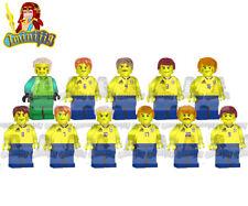 Custom LEGO FIFA 2018 World Cup Sweden Team 11 Players Forsberg Lindelof