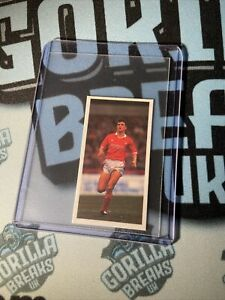 BASSETT SWEETS FOOTBALL 1992 ROY KEANE - NOTTINGHAM FOREST ROOKIE CARD SUPERB