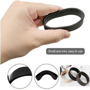 New One Wide Pony Band Clip Wide Pony Hair Band O Hair Tie Band Women 3Colors