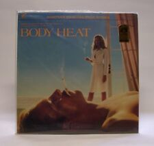 """Body Heat""  RARE LP Soundtrack ""SEALED"" 1983 Label X LSXE 1-002"