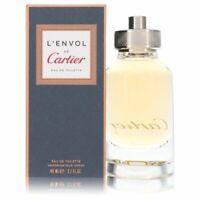 Cartier L'envol De Cartier Men's Cologne 2.7oz/80ml Eau De Parfum Spray (Tester)