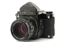 【N MINT+++】Pentax 6x7 67 Eye Level Mirror Up Medium Format 90mm f/2.8 From JAPAN