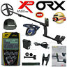 "XP ORX Metal Detector With 9"" X35 DD Search Coil & FX-02 Wired Headphones"