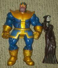 Thanos & Mistress Death Marvel Diamond Select Legends Figures Toy Biz 2006