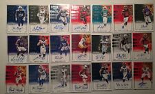 2016 Panini Contenders RC ROOKIE TICKET AUTO SET BUILDER Auto HUGE LOT 21 CARDS