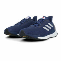 adidas Mens Solar Boost 19 Running Shoes Trainers Sneakers - Navy Blue Sports