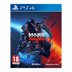 Mass Effect Legendary Edition (PS4) PRE-ORDER - RELEASED 14/05/2021 - BRAND NEW