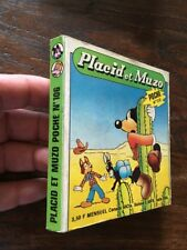 Placid et Muzo ... POCHE N°106