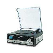 Giradiscos Daewoo DTR-400 Reproductor y Encoder de Cassettes y Vinilos a MP3
