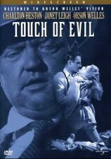 Touch of Evil [New Dvd] Black & White, Dolby, Subtitled, Widescreen