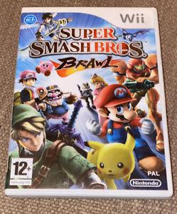 Super Smash Bros Brawl (Nintendo Wii, 2008)