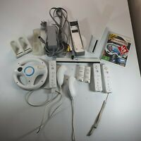Nintendo Wii Console RVL-101(AUS) *MEGA BUNDLE* + Accessories
