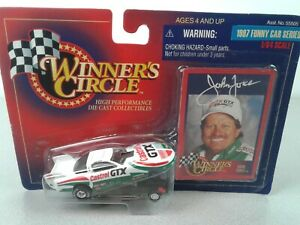 Winner's Circle NASCAR John Force 1997 Castrol GTX Funny Car Series - NIP